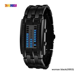 Skmei 0926 Women Digital Watch-Black