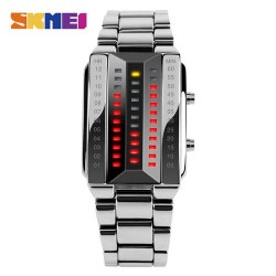 Skmei 1013 Men Creative Sport Watch-White