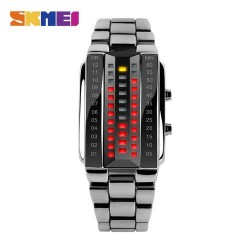 Skmei 1013 Women Sport Watch-White