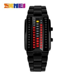 Skmei 1013 Women Sport Watch-Black