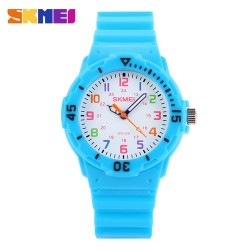 Skmei 1043 Kid's Quartz Watch-Blue