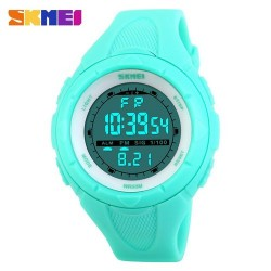 SKMEI 1074 Women Sport Watch-Blue