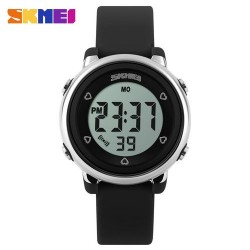 Skmei 1100 Kid's Fashion Watch-Black