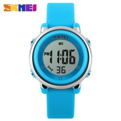 Skmei 1100 Kid's Fashion Watch-Blue