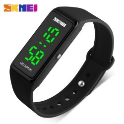 SKMEI 1265 Women Sport Watch-Black