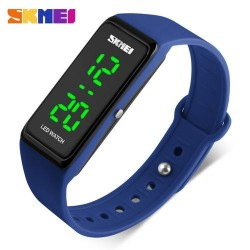 SKMEI 1265 Women Sport Watch-Dark Blue