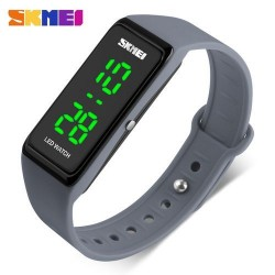 SKMEI 1265 Women Sport Watch-Grey