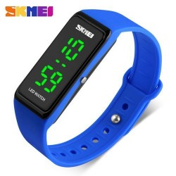 SKMEI 1265 Women Sport Watch-Light Blue