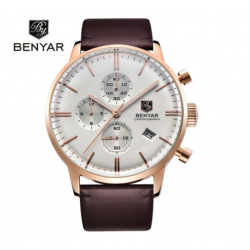 BENYAR BY-2720K Men Quartz Watch
