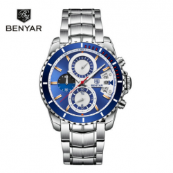 BENYAR BY-5127M Men Quartz Watches