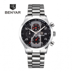 BENYAR BY-5133M Men Quartz Wristwatch