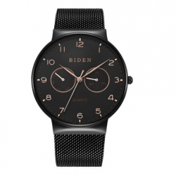 BIDEN 0047 Men Quartz Watch