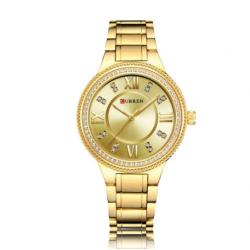 CURREN 9004 Women Quartz Watch
