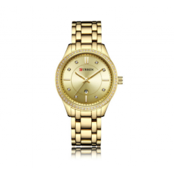 CURREN 9010 Women Quartz Watch