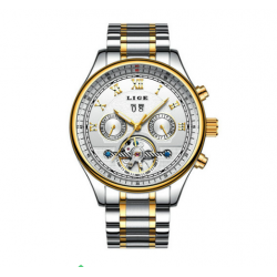 LIGE 9830B Men Watch