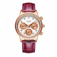 LIGE LG9805 Women Quartz Watch