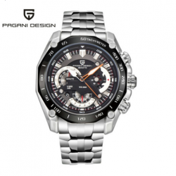 PAGANI DESIGN CX-0001 Men Quartz Watch