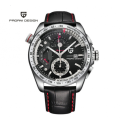 PAGANI DESIGN CX-2492C Men Quartz Watch