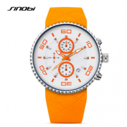 SINOBI 9739  Quartz Watch