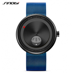 SINOBI 9743  Quartz Watch