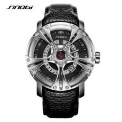 SINOBI 9759  Quartz Wristwatches