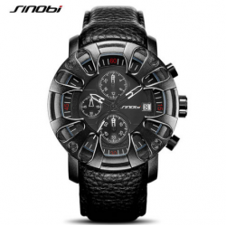 SINOBI 9760  Quartz Wristwatches