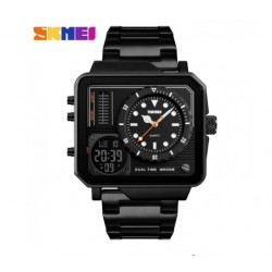 SKMEI 1392 Men Quartz Digital Watch