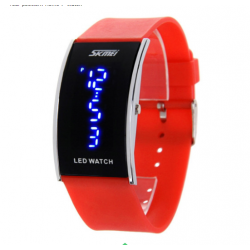 SKMEI 0805 Men LED Digital Watch