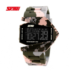 SKMEI 0817BM# Men Digital Watch