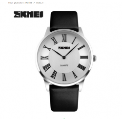 SKMEI 9092 Lover's Quartz Watch