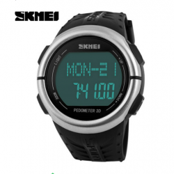 SKMEI 1058 Men And Women Watch