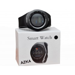 AZKA 360 Unisex Smart Watch