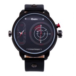 OULM 3221B Men Quartz Watch