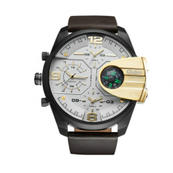 OULM Ou Lei 3790 Men's Quartz Watch
