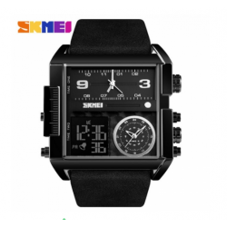SKMEI 1391 Men Quartz Digital Watch