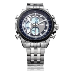 SKMEI 0993 Men Quartz Watch-Black